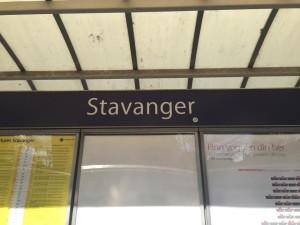 Stavanger skilt